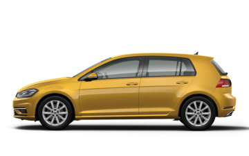 Volkswagen Golf - Location