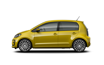 Volkswagen Up - Location